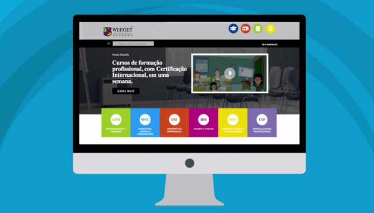 WeeGet Academy – Uma nova forma de ensinar e de aprender
