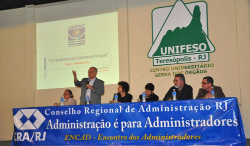 Encontro de Administradores no Interior do Estado do Rio de Janeiro