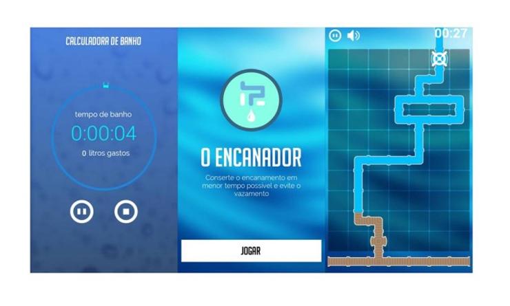 Senai-SP lança aplicativo para ajudar no controle da conta de água
