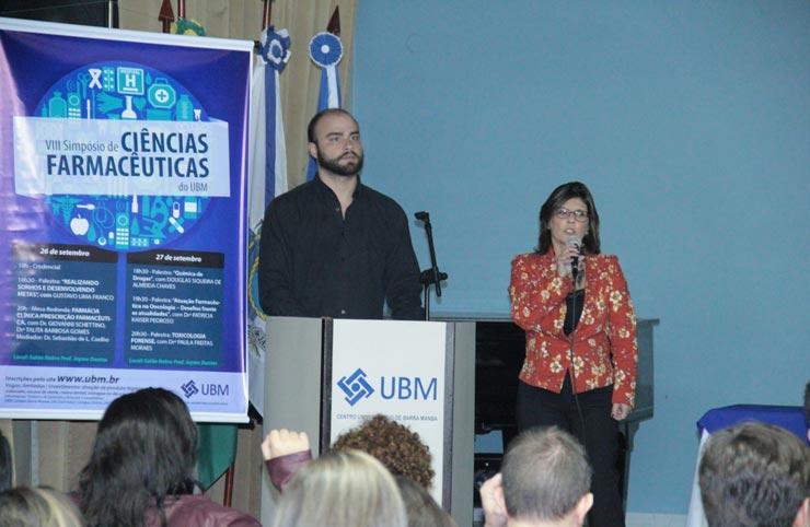 UBM promove VIII Simpósio de Ciências Farmacêuticas