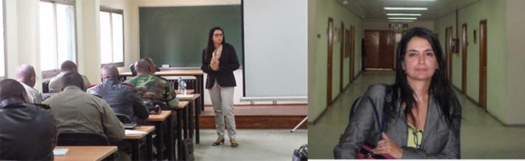 Professora do UNIFESO lança livro sobre a Polícia Judiciária Militar