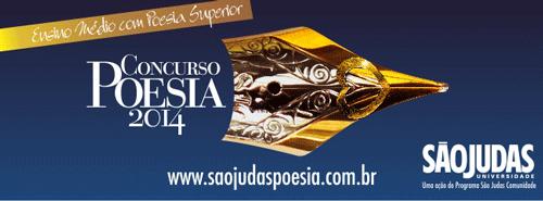 Concurso São Judas Poesia 2014 abre inscrições