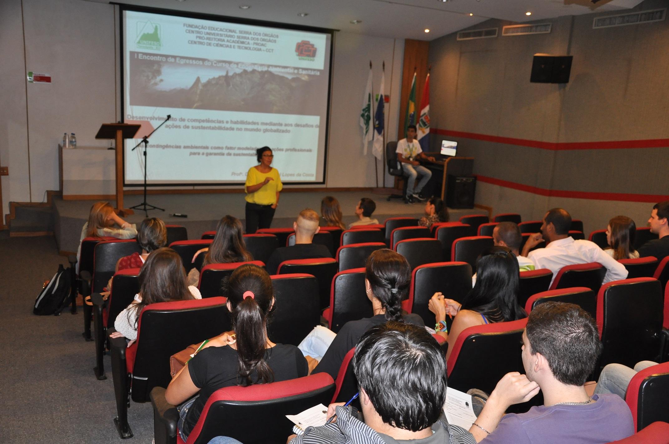 Engenharia Ambiental e Sanit�ria do UNIFESO
