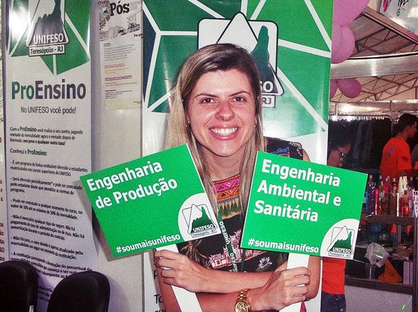 Curso de Engenharia Ambiental e Sanitária do UNIFESO entre os melhores do Brasil