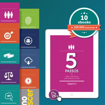 10 eBooks gratuitos para empreendedores