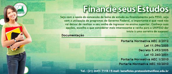 Bolsas de Estudo, Crédito ao Estudante, PROUNI, FIES - confira