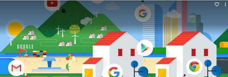 Programa de Estágio – Google