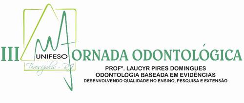 III Jornada Odontológica do Unifeso