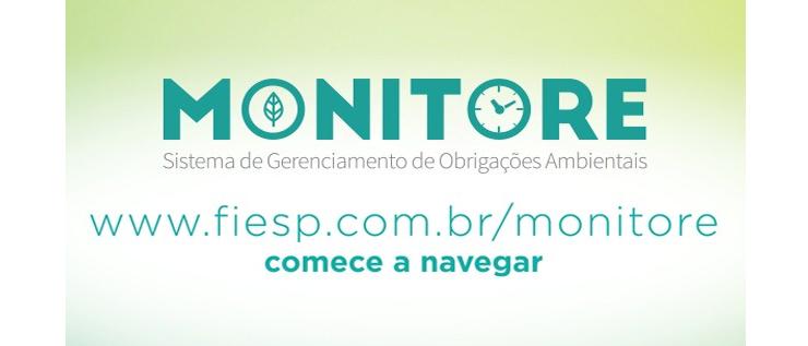 Fiesp e Ciesp lançam o Monitore – Sistema de Gerenciamento de Obrigações Ambientais