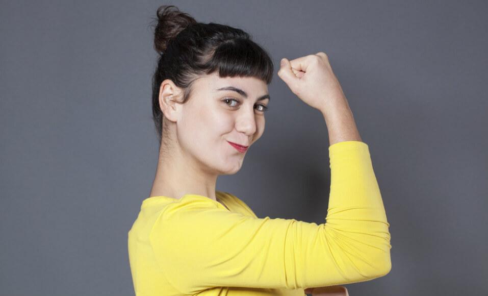 5 hábitos de uma empreendedora invencível
