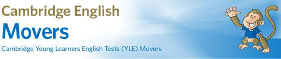 Cambridge Enclish Movers