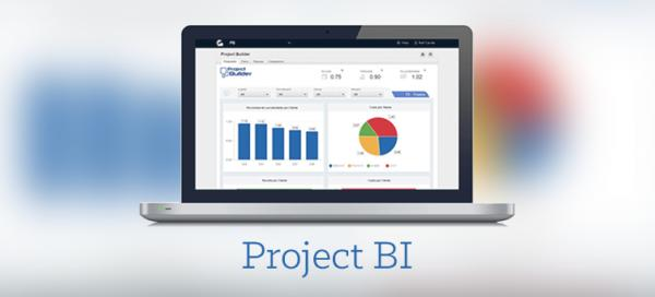 O Project Business Intelligence, a ferramenta de análise do Project Builder, vence o Analytics Challenge powered by GoodData.