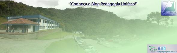"""""""Conheça o Blog Pedagogia Unifeso!"""""""