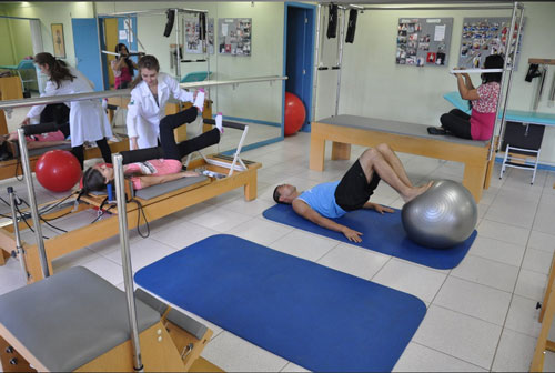 Pilates Unifeso