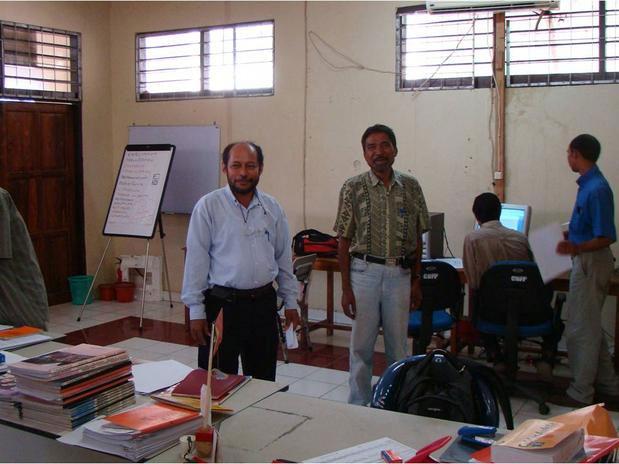 Professores brasileiros realizam trabalhos sociais fora do País