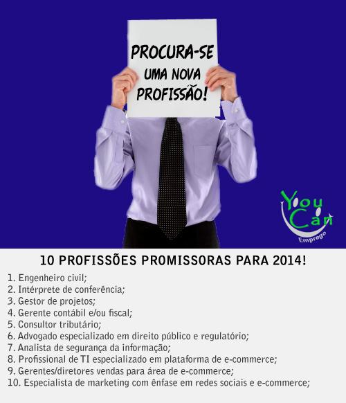 Profissões Promissoras