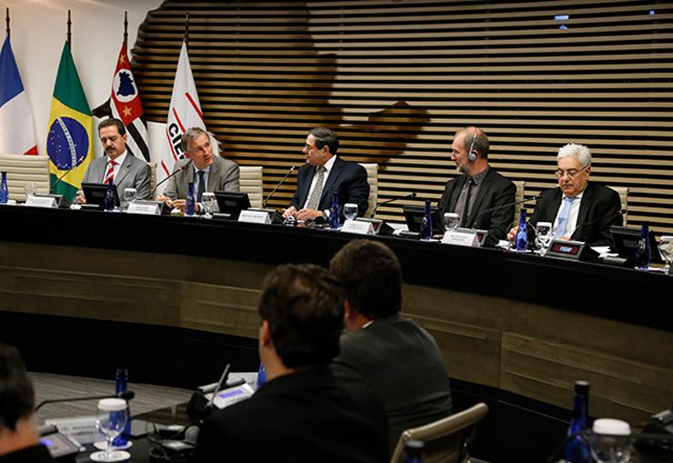 Senai-SP celebra acordo com instituição francesa especializada em construção civil