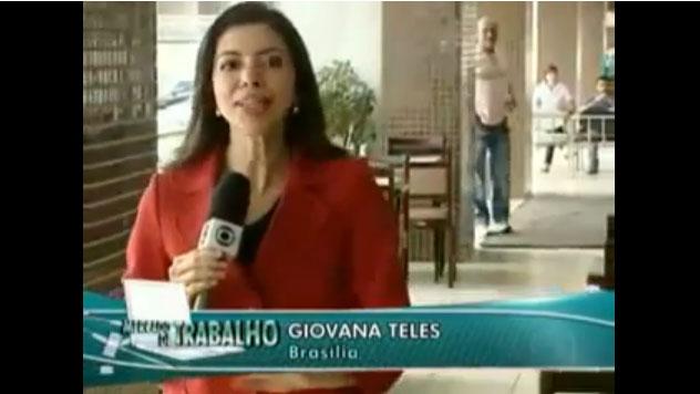 Matéria da Globo sobre Cursos Técnicos